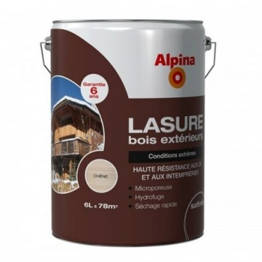 ALPINA Lasure conditions extrêmes