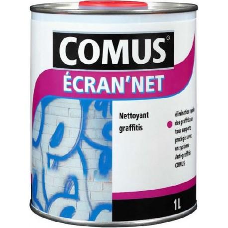 Nettoyant anti-graffitis COMUS Ecran net 1L