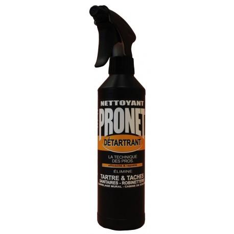 Détartrant sanitaires PRONET vaporisateur 500ml