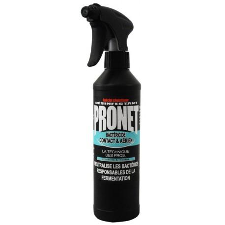 Nettoyant bactéricide spécial clim PRONET vaporisateur 500ml