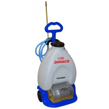 Pulvérisateur sur batterie DIMACO 4 bar 0,85L/min