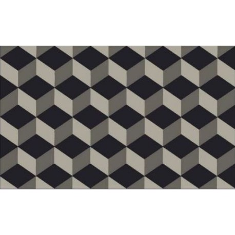 Tapis DECORMAT Stripes 40x60cm