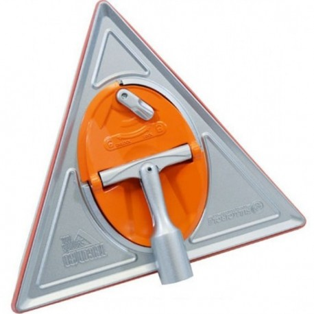 Triangle pour abrasifs TRIGON Théard réf : 496