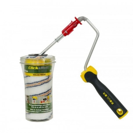 Rouleau ROULOR PROCOAT 13mm 180x55x13mm click & roll