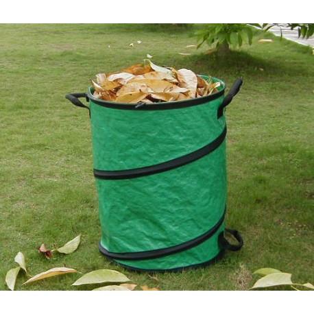 Container de jardin pliable SO.DE.PM Vert 100L