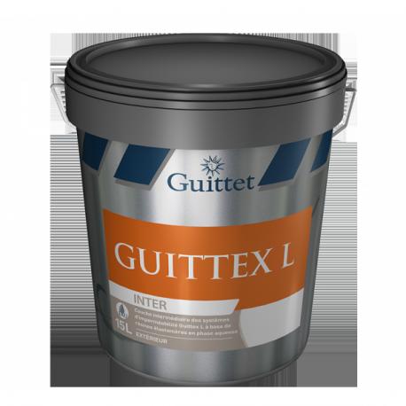 Peinture GUITTET Guittex Inter L blanc 15L