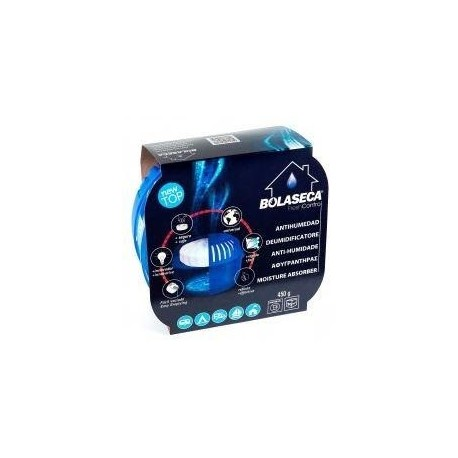 Absorbeur d'humidité BOLASECA 450g