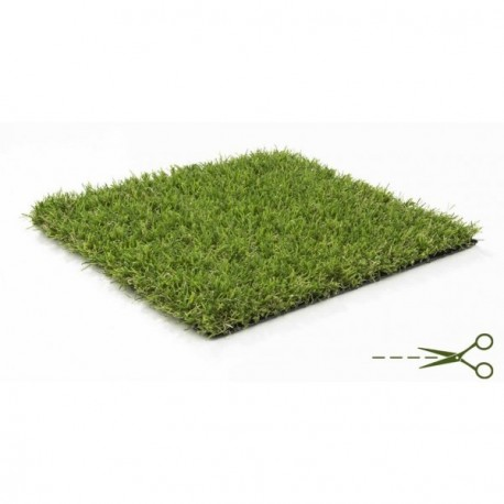 Gazon synthétique ORYZON GRASS Riviera+ 27mm 6672 olive 2m
