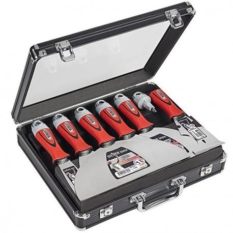 Lot de 6 couteaux OCAI Robust : + Multifonction