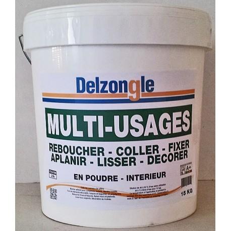 Enduit Multi-Fonctions DELZONGLE 15kg