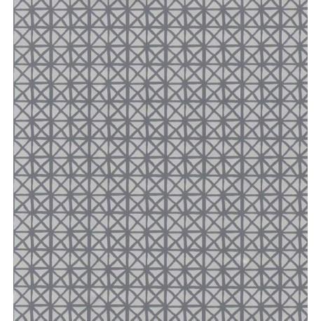 Nappe DECORALIA Trendy andy grey RL de 140cmx20m