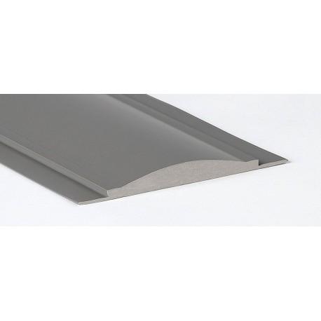 Seuil système douche ROMUS 3m réf.2495 gris