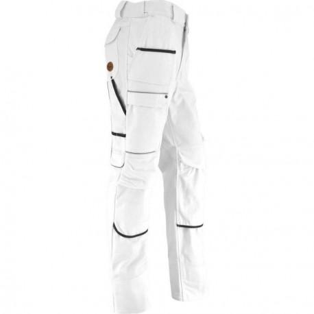 Pantalon VEPRO SAHARA extensible blanc taille 40