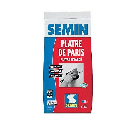 SEMIN Plâtre de Paris
