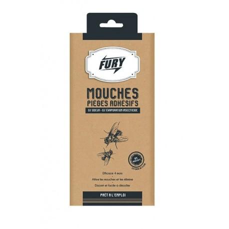 FURY Sticker anti-mouches