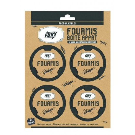 FURY Anti-fourmis